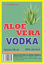 Vodka Aloe Vera