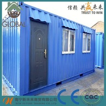 20ft&40ft Improve Performance mobile cement prefab house 40ft shipping container price