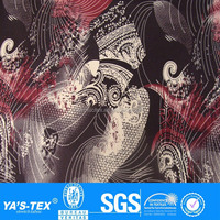 100 Polyester Wholesale Ankara Fabric