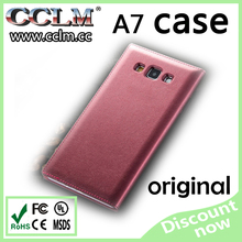 hottest waterproof case for samsung galaxy A7 case with view window