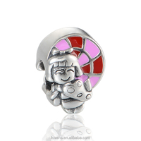 Metal Bead Accessorizing Japanese Charm Charm Me Products Charms D131