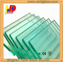 3mm,4mm,5mm,6mm,8mm,10mm,12mm tempered glass for building and furniture with AS/NZS and CCC