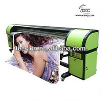 Industrial Continuous Inkjet Printer Eco solvent printer TJ-3272