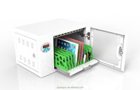 Charging Cabinet/Charging Cart for iPad/Kindle/Tablet PC 10units with Led Indicator
