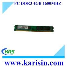 Brand new ddr3 4gb full range memory ram for desktop