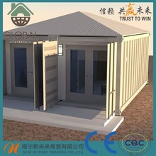 Alibaba China 2015 cheap prefab Shipping Container Homes For Sale