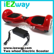 2015 alibaba express hot design two wheel smart self balance drifting scooter