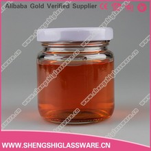 150ml Chillies glass bottle
