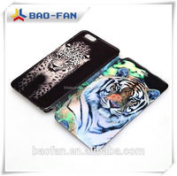 best selling full printing sublimation leather flip phone case for IP6