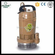 1HP QDX Aluminum casing electric submersible water pump