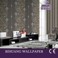 vinyl wallcovering wall paper agents paper flowers wedding wall decorations