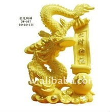 Gold Gift-24K Gold Plate Dragon