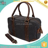 KB182711 Canvas Duffel One Shoulder Backpacks Polo Travel Bag