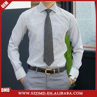 Hot sale lastest fashion 100% cotton stripe wholesale men shirts