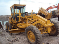 Used secondhand 12G graders in good working condition for sale
