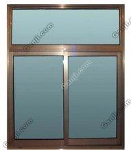 Cheapest price designed fine aluminun sliding window parts