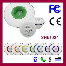 Wireless Bluetooth Music Showerhead & Speaker