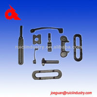 High quality carbon steel forging