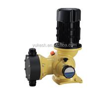 YuKe GM240/0.7 metering pump for pumping chemical liquid of high viscosity