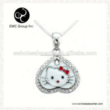 9mm sterling silver pendant bails for necklace pendant