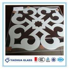 Laminated glass(CCC CE ISO9001:2000 ) hot sale in Lebanon