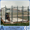 high quality big cheap chain link dog kennels/welded wire dog kennel