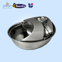 Pet Products hot selling cat drinking fountain/ water bowl