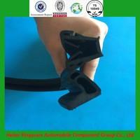 ISO/TS16949 certificate auto window glass waterproof epdm rubber seal strip