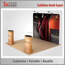 High Quality Exhibition Booth Construction