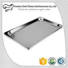1/2*25mm Stainless Steel Regular Food Pan Container Gn Pan Resturant Equipment Gastronorm Container