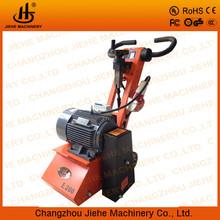 Top sale siemens motor concrete grinder,scarifier machine,construction contractors(JHE-200E)