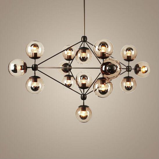 sputnik industrial edison bulbs pendant lamp modern chandelier for high ceilings jason miller. Black Bedroom Furniture Sets. Home Design Ideas
