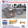Shanghai manufacturers small bottle filling machine ,liquid/water/0086-18516303932