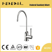LB-12905W brass sanitary ware bathroom mixer pure drinking water tap kitchen faucet