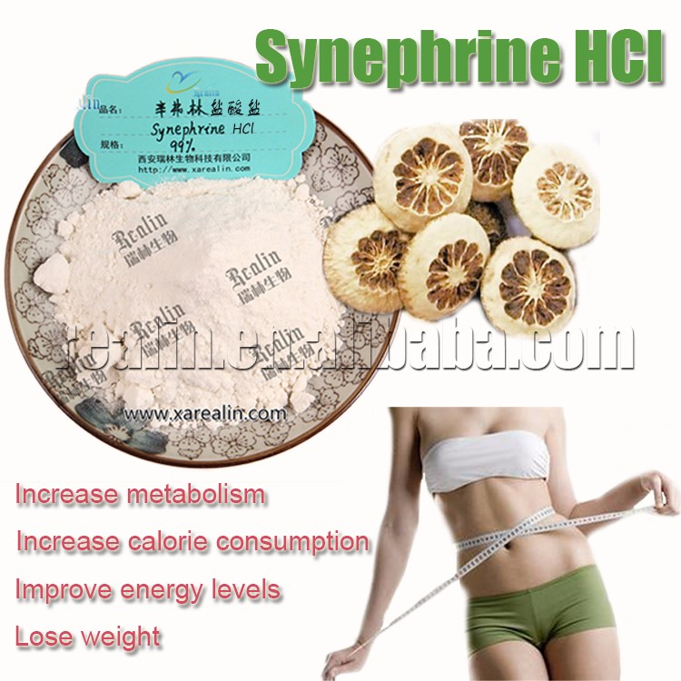 Synephrine HCl functions