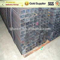 China Manufacture 1/2-12inch Erw Steel Pipe / Fluid Pipeline