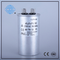 Hot selling motor start ac capacitor x2 Manufacturers