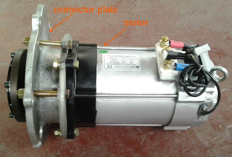 Electric Car Conversion Kit From Petrol Engine Vehicles