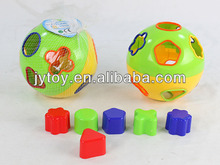 Cheaper Building block Puzzle Educational Ball shape Children's playmate
