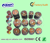 copper conductor XLPE Insulated electric cable