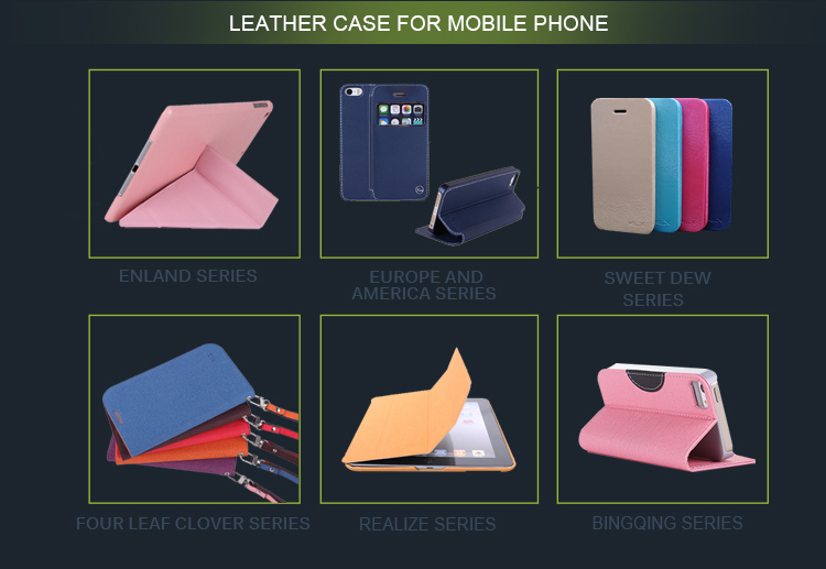 KLX Mobile Phone Leather Case For iphone 5S Lcd Screen, For Apple iphone 5S Case