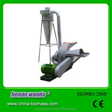 Professional hammer mill for wood/biomass