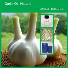 100% de aceite de ajo natural