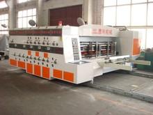 high speed five color printer slotter die cutter machine GYK 1370X2000