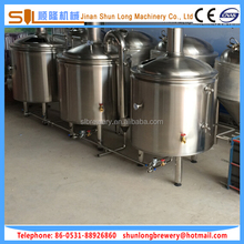 Significant brewing system micro brewery equipment 300l 500l 600l 1000l 5bbl 10bbl beer fermenting equipement