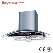 Ce Gs Cb Saa Approved Best Selling White Glass 90cm Wall Mounted Chinese Kitchen Hood Prices JY-HZ9002