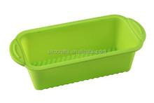Custom square food grade cake loaf pan