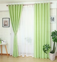 project of hotel room curtain
