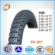 dirt off road 2.50-17 motorcycle tyre