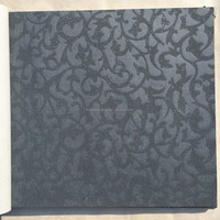 modern style wall paper non-woven, textured wallpaper roll size